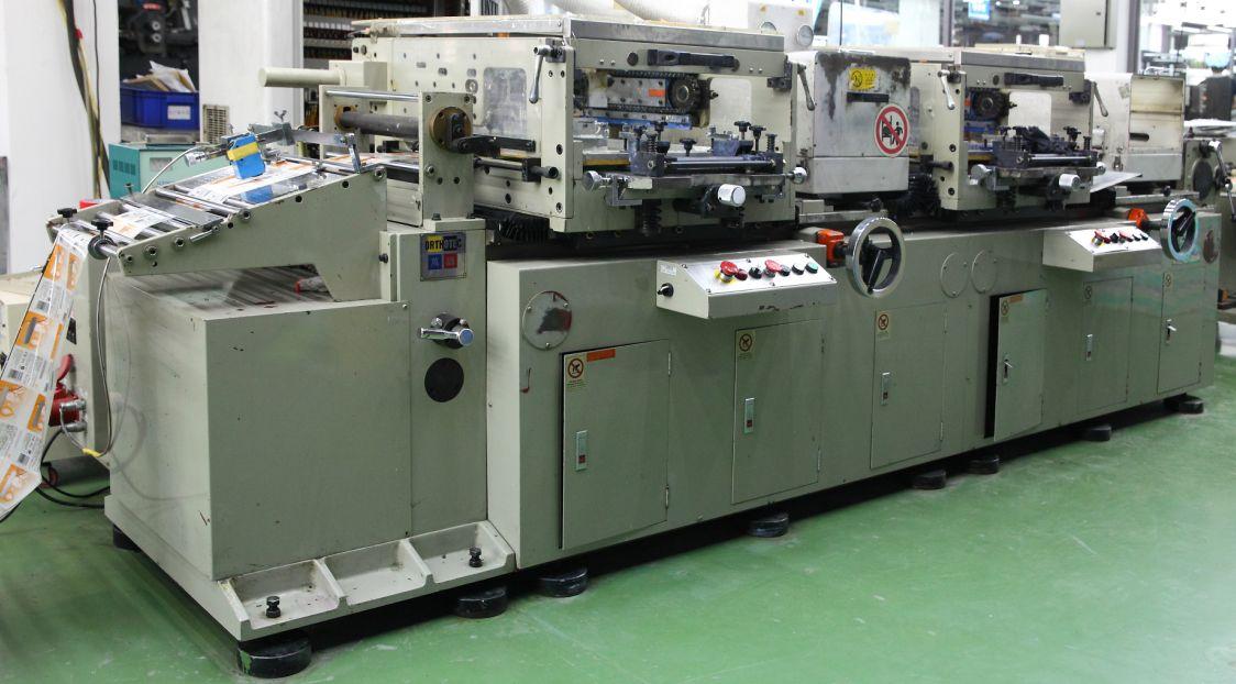 气缸丝网印刷案例